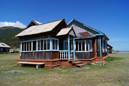 Прибайкальский национальный парк. Мыс Кадильный