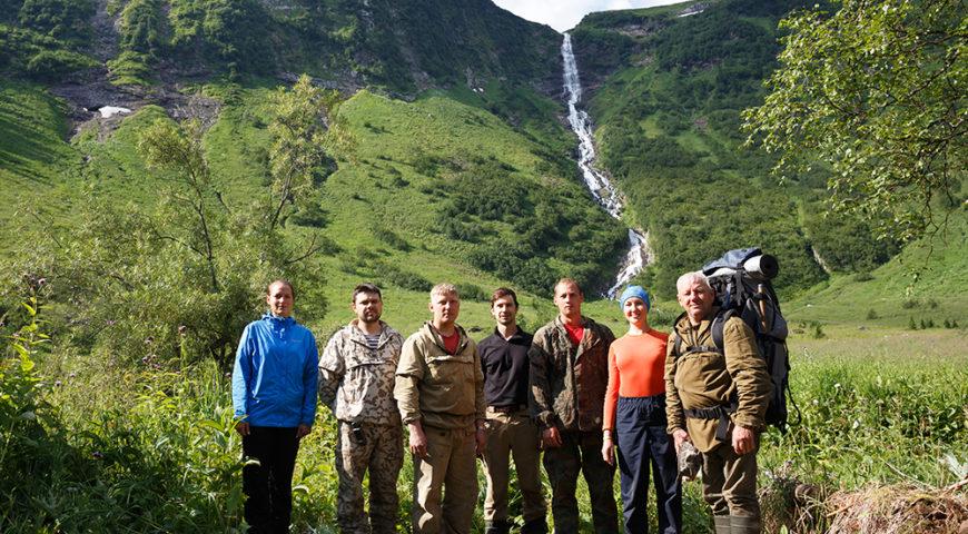 Тофаларский заказник, участники экспедиции, фото: Сергей Горин