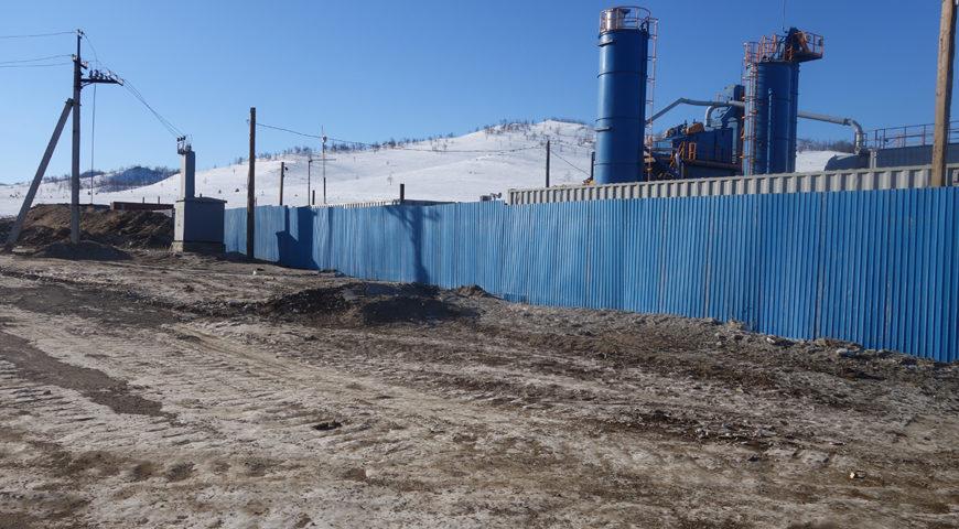 Завод по добыче гравия